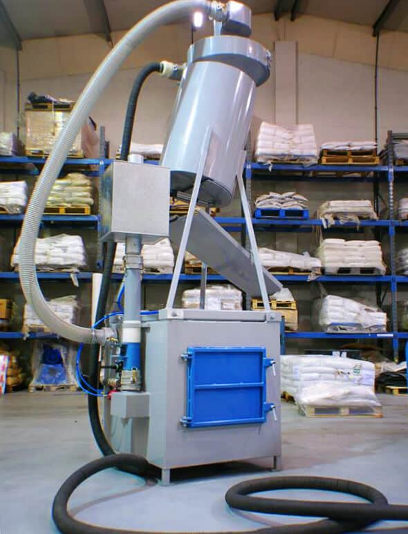 Airblast Airvac Cyclone Separator