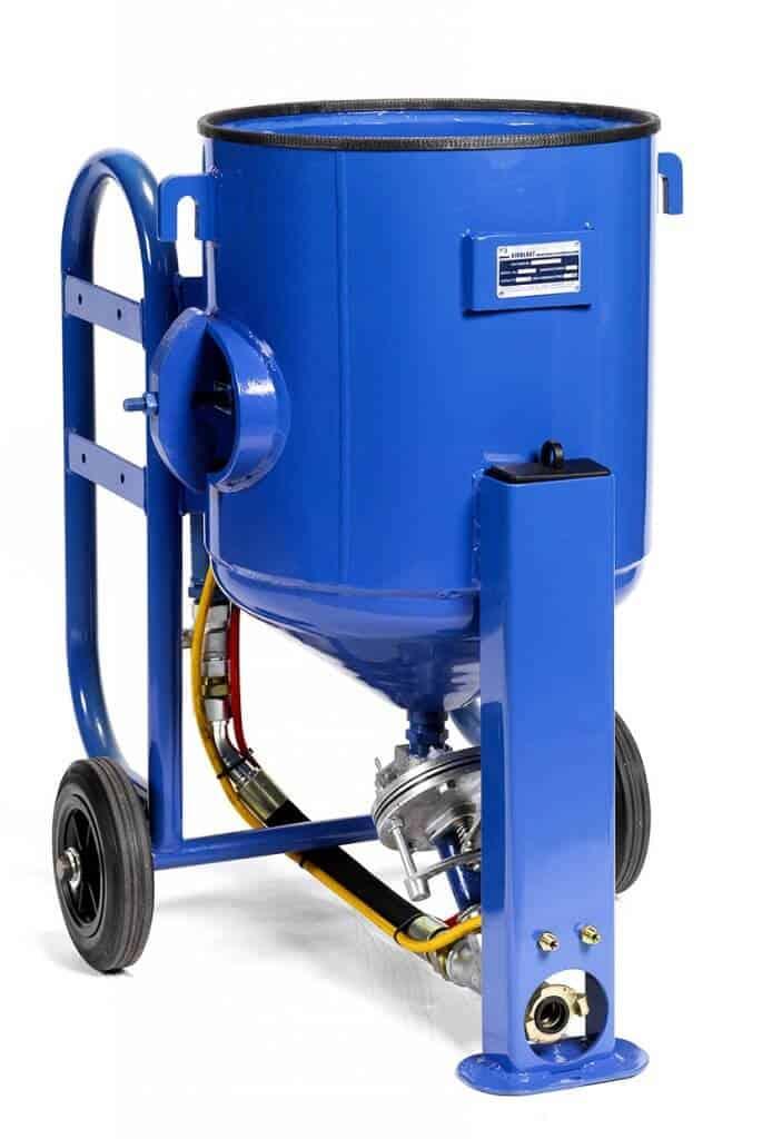 Portable blast machine 2040 style