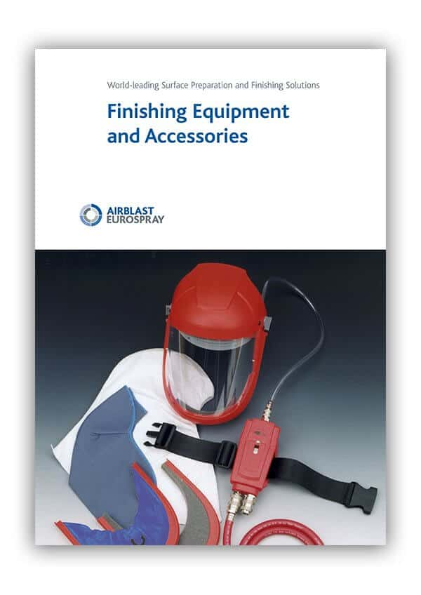 Airblast Finishing Equipment and Accessories Brochure