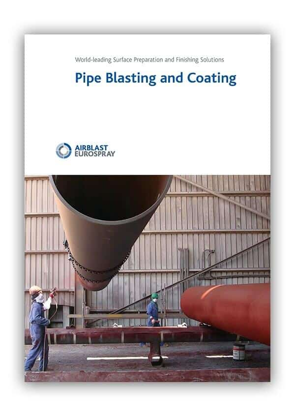 Pipe Blasting and Coating Brochure