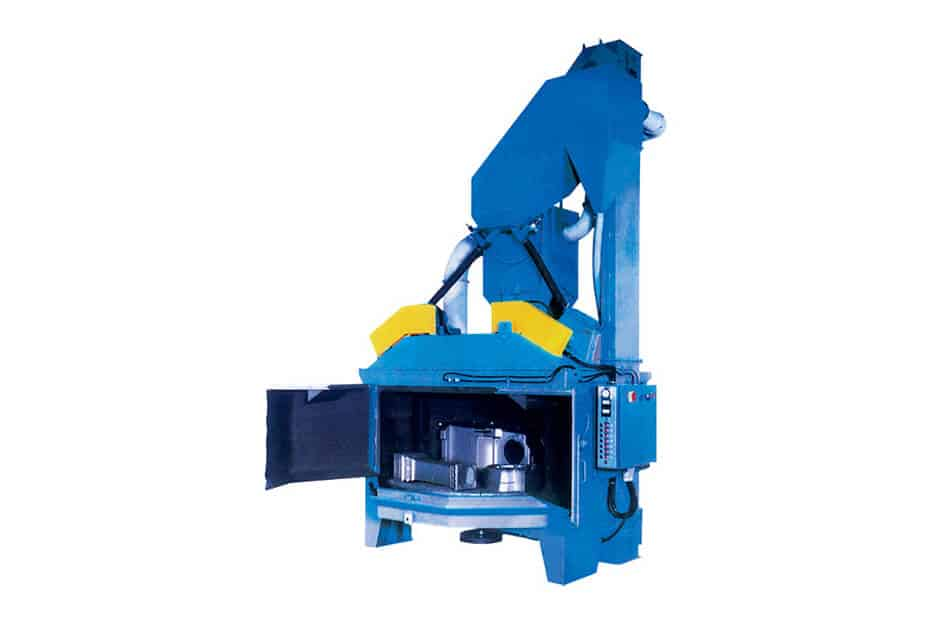 Rotary Table Shot Blast Machine