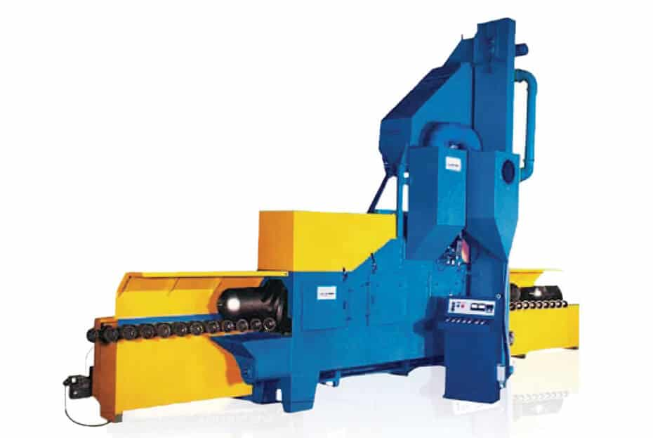 Shot Blasting Machines QG-2