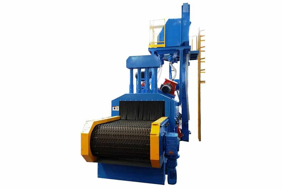 Shot Blasting Machines MB-line