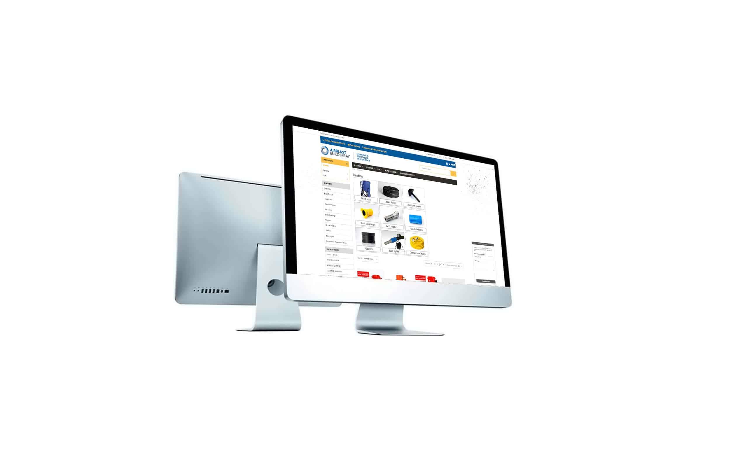 Airblast Direct Online Store