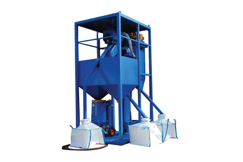 Portable Garnet Recycler | Airblast Eurospray