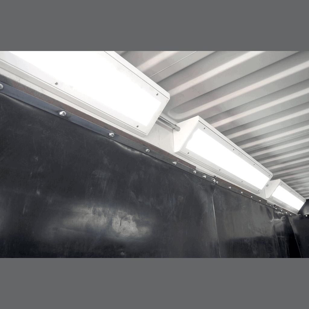 Containerised Blast Rooms | Airblast Eurospray