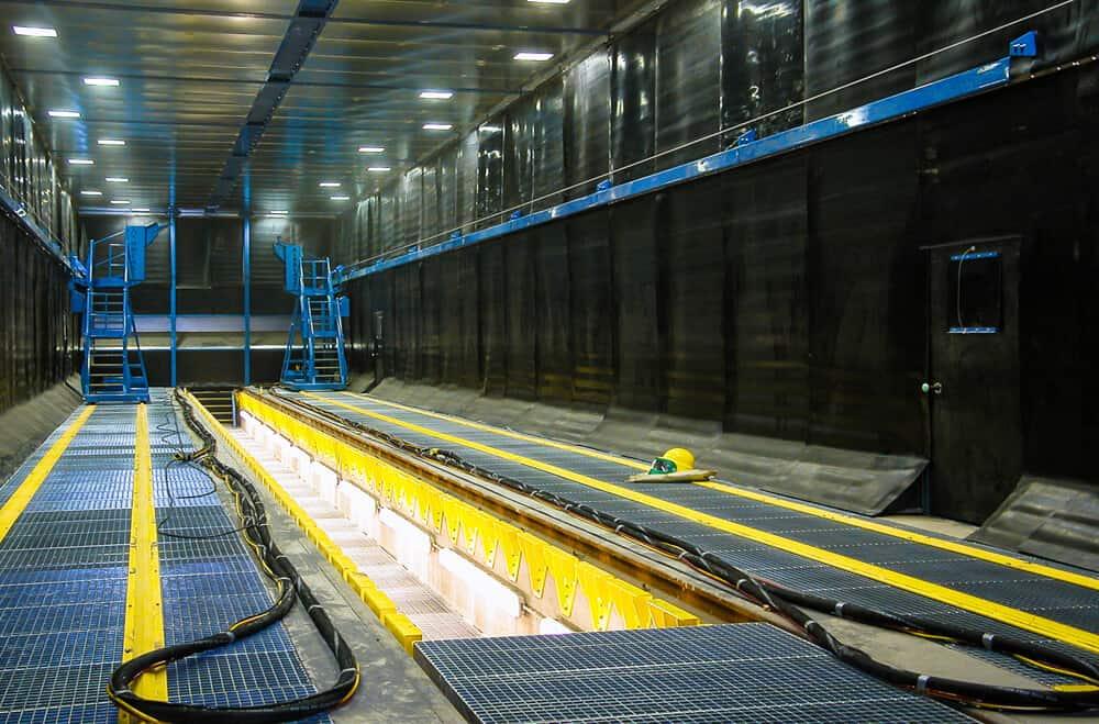 Airblast Eurospray Blast Rooms